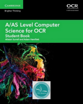 9781108412711, OCR AS and A level Computer Science Coursebook (New 2018)