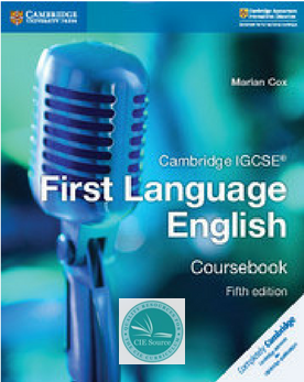 Cambridge IGCSE® First Language English Coursebook 5/E (New 2018)