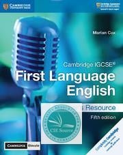 IGCSE First Language English 5th Edition Elevate Teacher Resource (Not Yet Published October 2018)