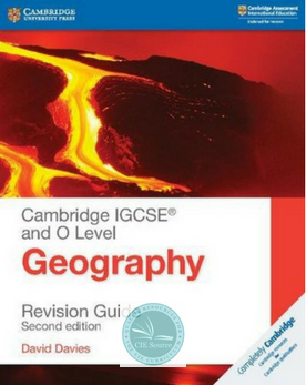 Cambridge IGCSE® and O Level Geography Revision Guide  Releases June 2018)