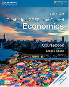 IGCSE and O Level Economics Coursebook Paperback (New 2018)