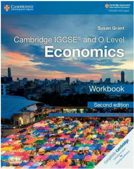 IGCSE and O Level Economics Workbook Paperback (New 2018)