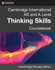 9781108441049, Thinking Skills Coursebook Cambridge Elevate Edition (2 Years) New 2018