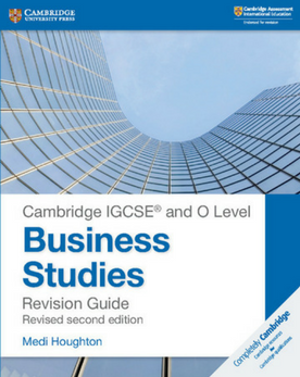 9781108441742, IGCSE and O Level Business Studies Revision Guide (NEW 2018)