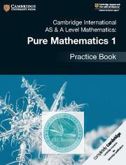 9781108444880, Pure Maths 1 Practice Book (print) (New 2018)