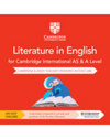 9781108457361, Cambridge International AS & A Level Literature in English Cambridge Elevate Teacher's Resource Access Card