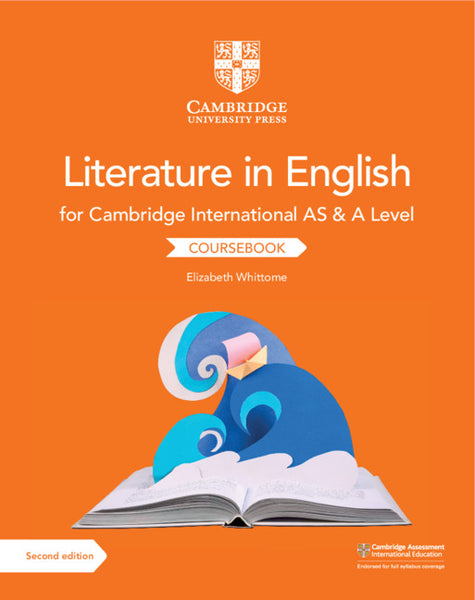 9781108457828, Cambridge International AS & A Level Literature in English Coursebook