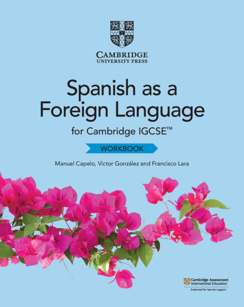 9781108728119, Cambridge IGCSE Spanish as a Foreign Language Workbook (NYP Due April 2019) - CIE SOURCE