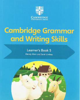 9781108730648, Cambridge Grammar and Writing Skills Learner's Book 5