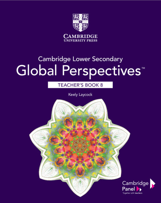 Cambridge Lower Secondary Global Perspectives Stage 8 Teacher's Book