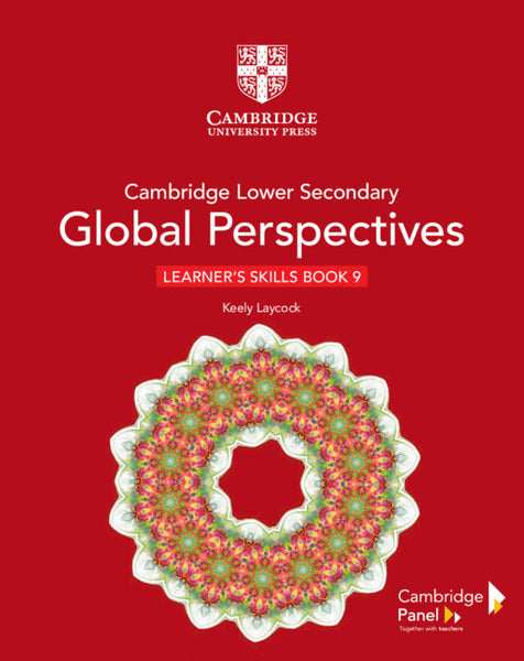 Cambridge Lower Secondary Global Perspectives Stage 9 Learner's Skills Book (NYP Due Augusts 2020)