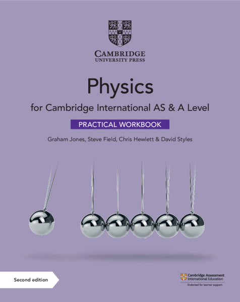 Cambridge International AS & A Level Physics Practical Workbook (NYP April 2020)