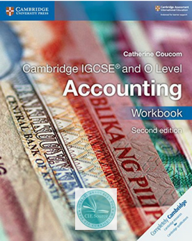 9781316505052, IGCSE and OL Accounting Workbook (New 2018) - CIE SOURCE