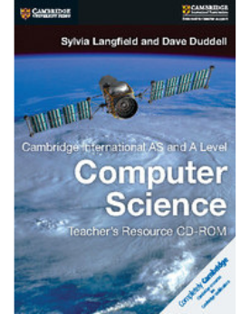 9781316609859, Cambridge International AS and A Level Computer Science Teacher's Resource CD-ROM
