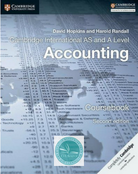 AS and A Level Accounting Coursebook (New 2018)