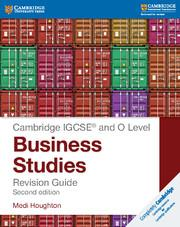 9781316611692, IGCSE® and O Level Business Studies Revision Guide (not updated for new curriculum)