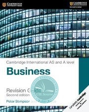 Advanced Business (AS/A Level)