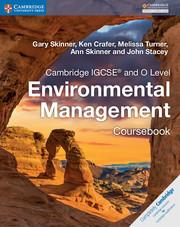 9781316634851, Cambridge IGCSE® and O Level Environmental Management Coursebook