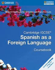 9781316635537, Cambridge IGCSE® Spanish as a Foreign Language Coursebook with Audio CD