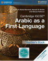 9781316636190, IGCSE Arabic as a First Language Teacher's Book (print)
