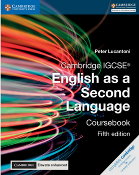 9781316636527, IGCSE English as a Second Language - Luctantoni Print & Elevate Enhanced Coursebook (bundle)
