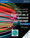 9781316636596, IGCSE English as a Second Language - Luctantoni Workbook (print)