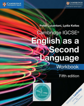 IGCSE English as a Second Language - Luctantoni Workbook (print)