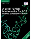 9781316644348, AS and A Level Further Maths for AQA Mechanics Student Book with Cambridge Elevate enhanced edition (2 Years) New 2018