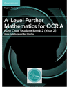 9781316644393, A/AS Level Further Maths for OCR Year 2 Further Pure Student Book (New 2017)