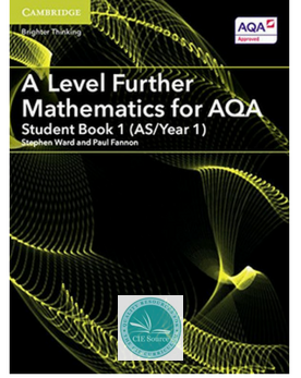 9781316644430, A/AS Level Further Maths for AQA Year 1 Further Pure Student Book (New 2017)