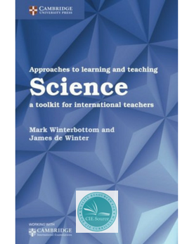 9781316645857, International Approaches to Teaching and Learning Science Teacher book