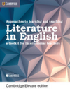 9781316645925, Approaches to Learning and Teaching Literature in English Cambridge Elevate Edition (New 2018)