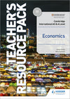 Cambridge International AS and A Level Economics Teacher's Resource Pack(NYP March 2021)