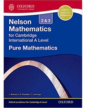 9781408515594, Nelson Mathematics for Cambridge International A Level: Pure 2/3