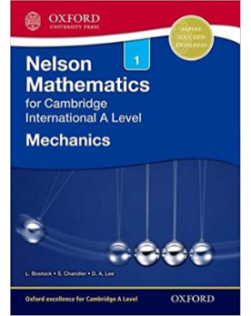 9781408515600, Nelson Mathematics for Cambridge International A Level: Mechanics 1