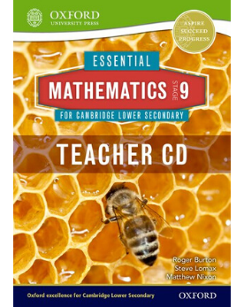 9781408519882, Essential Mathematics for Cambridge Secondary 1 Stage 9 Teacher CD-ROM