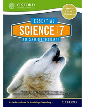 9781408520581, Essential Science for Cambridge Secondary 1 Stage 7 Student Book