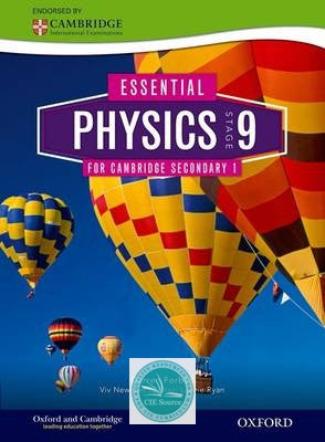 Essential Science for Cambridge Secondary 1 Stage 9 Physics Student Book - CIE SOURCE