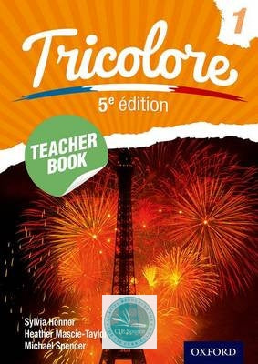 9781408524190, Tricolore 5th edition Teacher Book 1