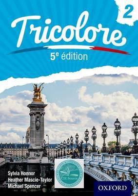 Tricolore 5th edition Student Book 2 - CIE SOURCE