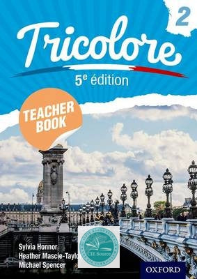Tricolore 5th edition Teacher Book 2 - CIE SOURCE