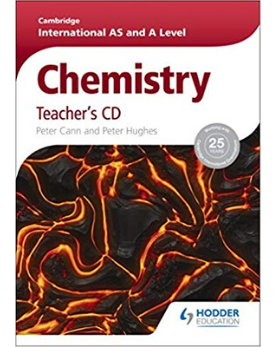 9781444181357, Cambridge International AS and A Level Chemistry Teacher CD Rom