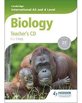 9781444181425, Cambridge International AS and A Level Biology Teacher's CD