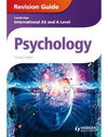 9781444181456, Cambridge International A Level Psychology Revision Guide