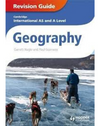 9781444181487, Cambridge International A and AS Level Geography Revision Guide