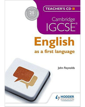 9781444191691, Cambridge IGCSE English First Language Teacher's CD 3ed