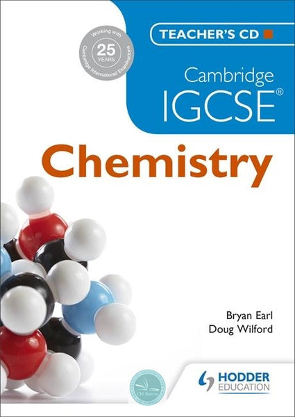 9781444196290, Cambridge IGCSE® Chemistry: Teacher's CD