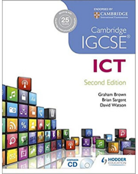 9781471807213, Cambridge IGCSE® ICT Student's Book 2nd Edition