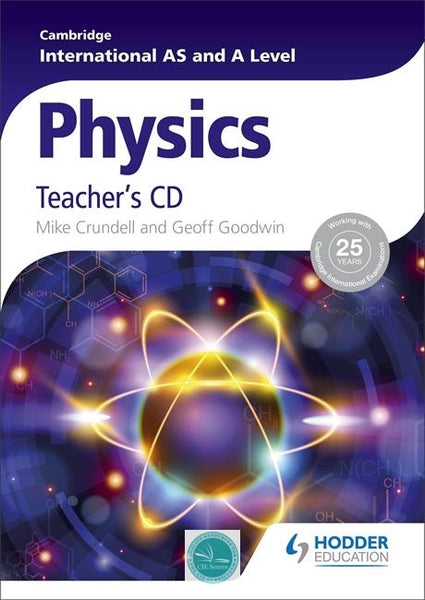 Cambridge International AS and A Level Physics Teacher CD Rom