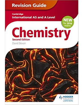 9781471829406, Cambridge International AS/A Level Chemistry Revision Guide 2nd edition